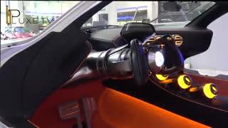 لاکچری ترین خودروهای جهان (2017 Mercedes AMG Vision Gran Turismo)