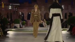لاکچری های تهران ( لباسهای زنانه 2020فشن شوی  FENDI)