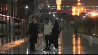 دوربین مخفی حس و حال دلدادگی زائران امام رضا